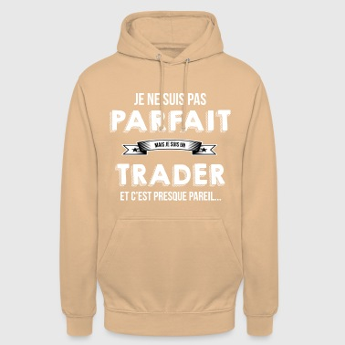 Tradition Trader - Sweat-shirt à capuche unisexe