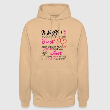 Maybe I was too late - Unisex Hoodie
