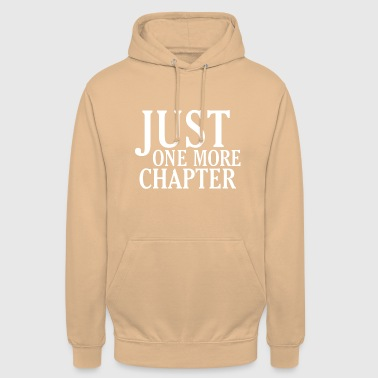 Just One More Chapter Bibliothèque de club de lecture - Sweat-shirt à capuche unisexe