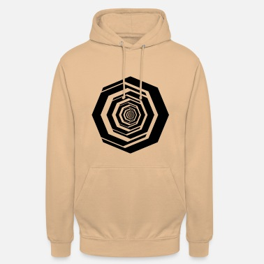 Abstract ABSTRACT - Unisex Hoodie