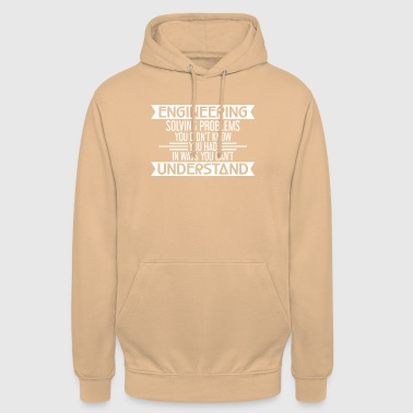 ENGINEERING - ENGINEERING - ENGINEERING - MECHANICAL ENGINEERING - Unisex Hoodie