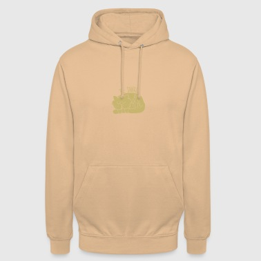 Snuggle CATS | THE SNUGGLE - Unisex Hoodie