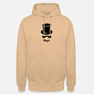 Perform Magic Magic Magic Magician Magic Wizard Magic - Unisex Hoodie