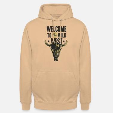 Welcome To The Wild West - Unisex Hoodie