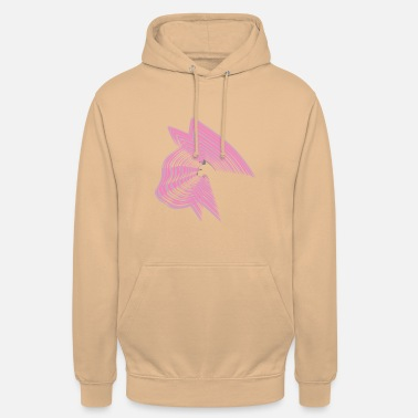 Gestiefelterkater Cats Illusions 3d colored designs - Unisex Hoodie