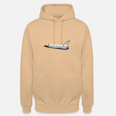 Space Shuttle Space shuttle - Unisex Hoodie