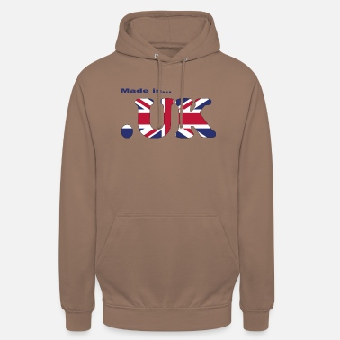 Uk made in uk - Unisex Hoodie