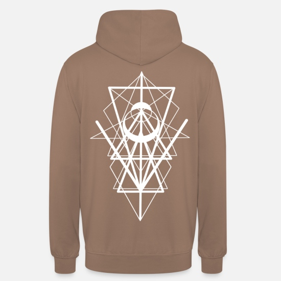 Cage Pullover & Hoodies - Cage of the 7 Demons - Unisex Hoodie Mokka