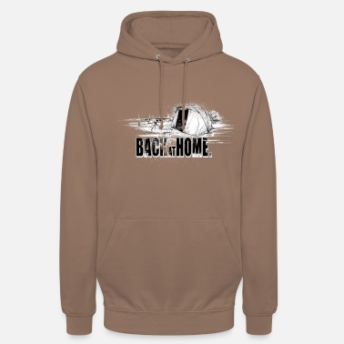 Back at home - Unisex Hoodie
