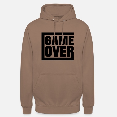 Game Over Game over - gamen - Unisex hoodie