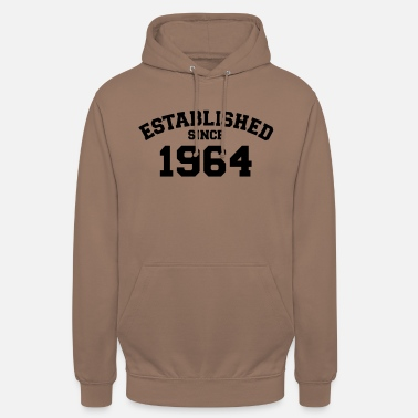 Established Established 1964 - Unisex hettegenser