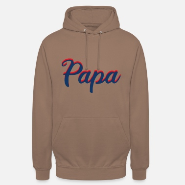 Dad - Father - Unisex Hoodie
