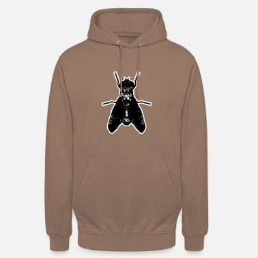 Fly-insect Insect insect fly artistic - Unisex Hoodie