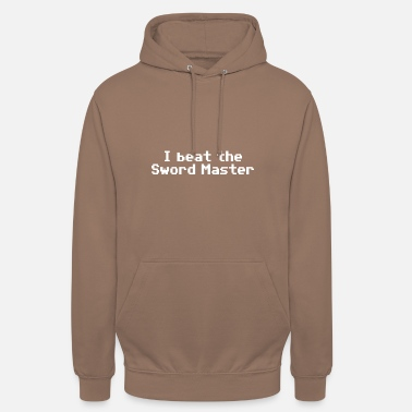 Beat I beat the Sword Master - Unisex Hoodie