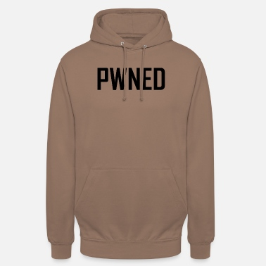 Pwned pwned - Sweat à capuche unisexe