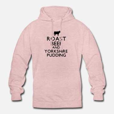 Roast Beef and Yorkshire Pudding - Unisex Hoodie