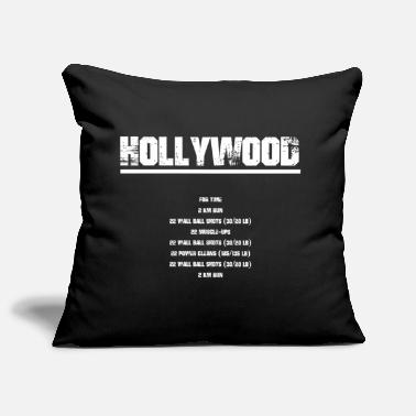 Hollywood hollywood - Sohvatyynyn päällinen 44 x 44 cm