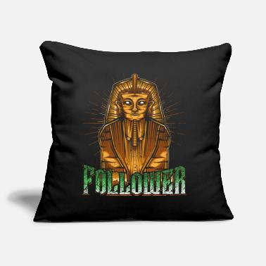 Antique Sphinx Egyptien Egypte Antique Antique - Housse de coussin décorative 45 x 45 cm