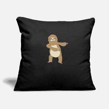 Like A Boss Sloth Floss Like A Boss Danse Virale - Housse de coussin décorative 45 x 45 cm