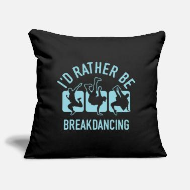 Breakdance Breakdancer breakdances breakdance chemise cool - Housse de coussin décorative 44 x 44 cm