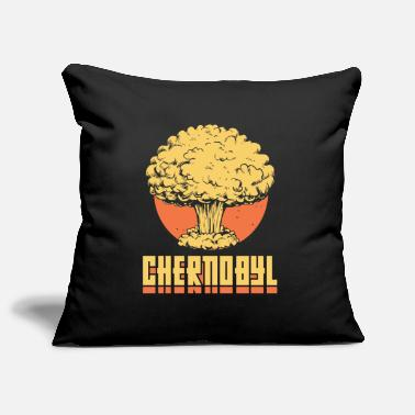 Pollution Chernobyl pollution - Pillowcase 17,3'' x 17,3'' (45 x 45 cm)
