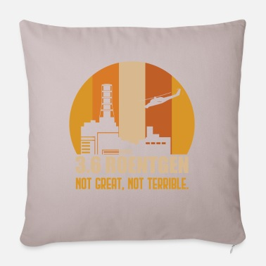 Reactor Chernobyl reactor - Pillowcase 17,3'' x 17,3'' (45 x 45 cm)
