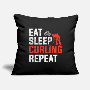 Competition Curling competition - Pillowcase 17,3'' x 17,3'' (45 x 45 cm)