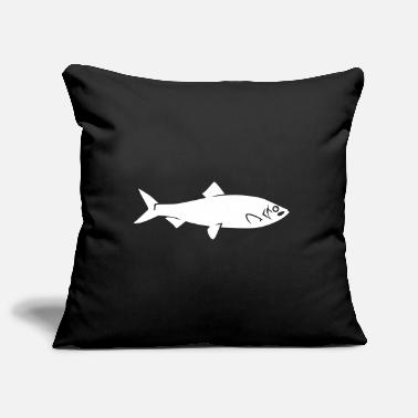 Herring herring - Pillowcase 17,3'' x 17,3'' (45 x 45 cm)