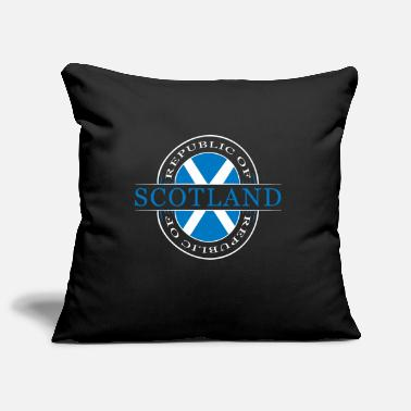 Scotland Scotland Scotland - Pillowcase 17,3'' x 17,3'' (45 x 45 cm)