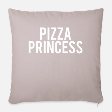 Saying Pizza sayings saying - Pillowcase 17,3'' x 17,3'' (45 x 45 cm)