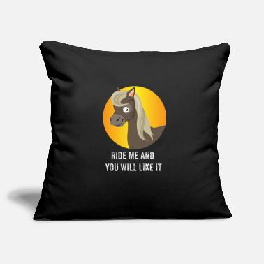 Sayings sex - Pillowcase 17,3'' x 17,3'' (45 x 45 cm)