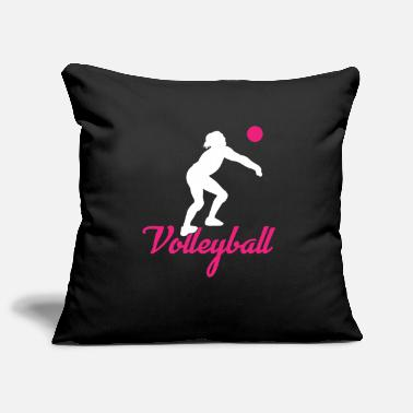 Volley Sports - Pillowcase 17,3'' x 17,3'' (45 x 45 cm)