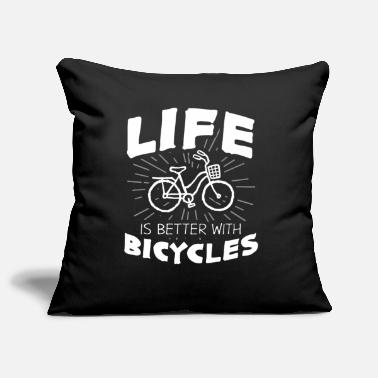 Wheel wheel - Pillowcase 17,3'' x 17,3'' (45 x 45 cm)