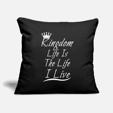 Kingdom KINGDOM SHIRT - Pillowcase 17,3'' x 17,3'' (45 x 45 cm)
