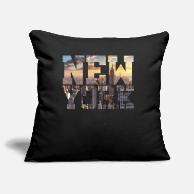 New York New York New York - Pillowcase 17,3'' x 17,3'' (45 x 45 cm)