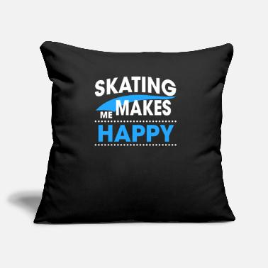 Sk8ing PATINAGE - Housse de coussin