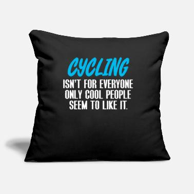 Ride Bike Bike riding Bike cycling - Pillowcase 17,3'' x 17,3'' (45 x 45 cm)