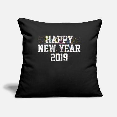 Years New year new year - Pillowcase 17,3'' x 17,3'' (45 x 45 cm)
