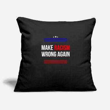 Anti Racism Anti racism - Pillowcase 17,3'' x 17,3'' (45 x 45 cm)