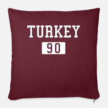 Turkey Turkey Turkey - Pillowcase 17,3'' x 17,3'' (45 x 45 cm)