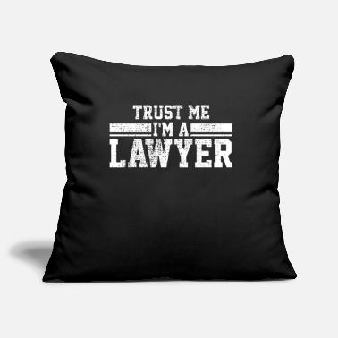 Lawyer lawyer - Pillowcase 17,3'' x 17,3'' (45 x 45 cm)