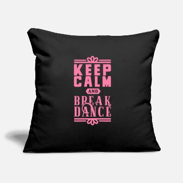 Breakdancing Breakdance Breakdancing Dance Breakdancer - Pillowcase 17,3'' x 17,3'' (45 x 45 cm)
