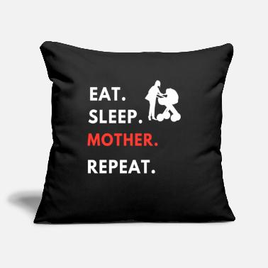 Mummy mummy - Pillowcase 17,3'' x 17,3'' (45 x 45 cm)
