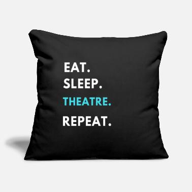 Theatre theatre - Pillowcase 17,3'' x 17,3'' (45 x 45 cm)