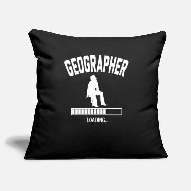 Geographic Future Geographer - Pillowcase 17,3'' x 17,3'' (45 x 45 cm)