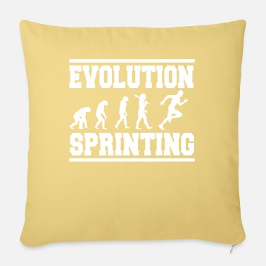Velocidad Evolution Sprinting - Pillowcase 17,3'' x 17,3'' (45 x 45 cm)