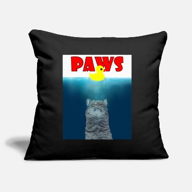 Paw Paws - Paws - - Pillowcase 17,3'' x 17,3'' (45 x 45 cm)