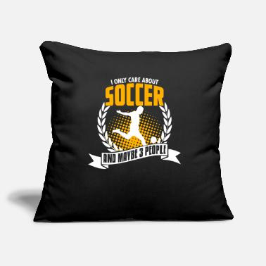 Fantastic Football Dad 0200020091 hobby soccerFunny Soccer Tee Shirt Christ - Pillowcase 17,3'' x 17,3'' (45 x 45 cm)