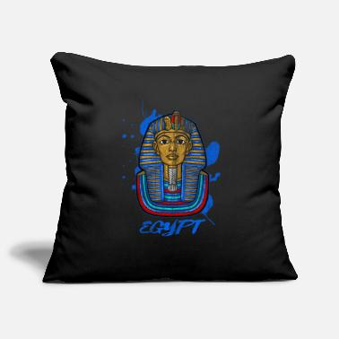 Grave Egypt pharaoh pyramids treasure - Pillowcase 17,3'' x 17,3'' (45 x 45 cm)