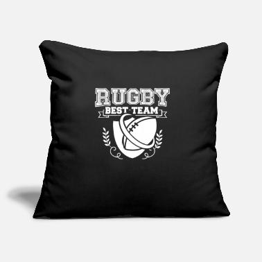 Rugby Rugby rugby rugby - Pillowcase 17,3'' x 17,3'' (45 x 45 cm)